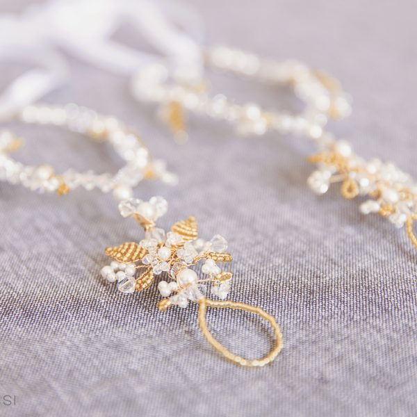 barefoot bridal sandals, bridal sandals, pearls, swarovski crystals, bridal accessories,