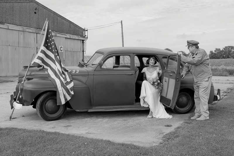 Into the Clouds – A 1940s inspired shoot