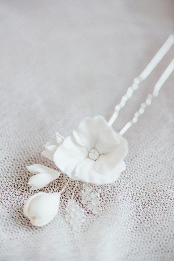 bridal hairpins, bridal hairpin set, wedding hairpins, wedding hair pins, bridal hair pins, bud & bloom hair pins, bridal headpiece, bridal hair accessory, wedding hair accessory