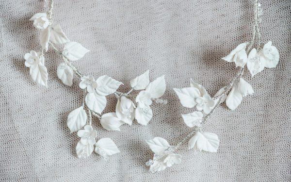 the bramble bridal headpiece, the bramble bridal hairl vine , custom made bridal hair accessories, custom made bridal accessories, wedding hair vine, wedding headpiece, custom made wedding hair accessories, headpiece, hair vine, hair jewellery, bridal jewellery