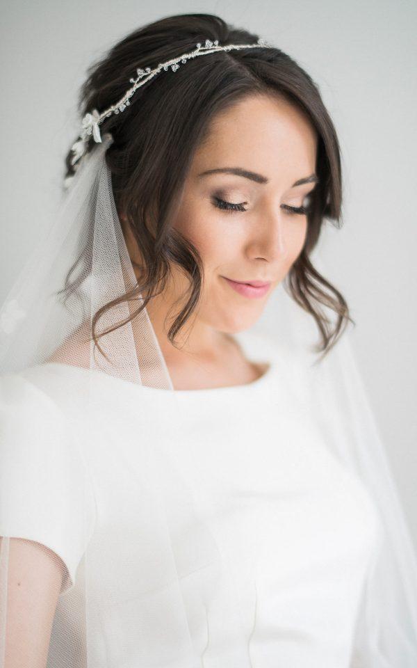 bridal headpiece, the bramble bridal headpiece, bridal hair vine, bridal hair accessories, handmade bridal hair accessories, wedding headpiece, wedding hair accessories, custom made bridal hair accessories