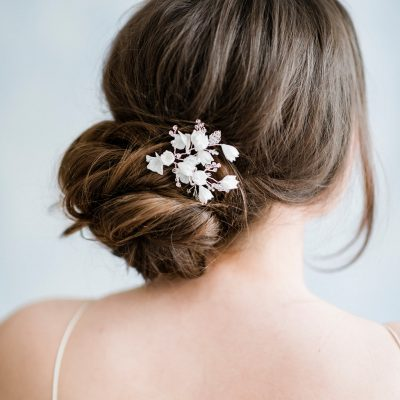 bridal hairpins, wedding hairpins, Aurora bridal hairpins, wedding hair accessories, bridal hair accessory, wedding headpiece , bohemian bride
